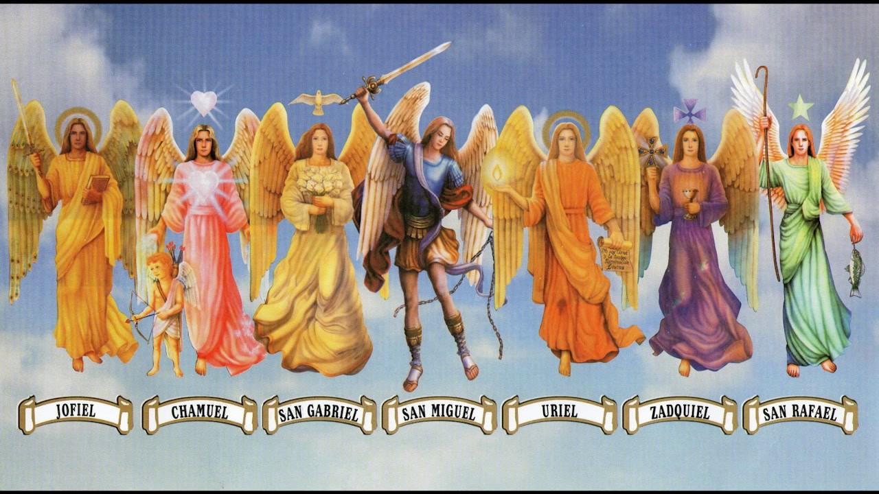 Cómo pedir ayuda a los ángeles y arcángeles